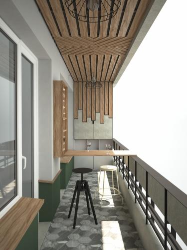 IL75 | Balcony renovation