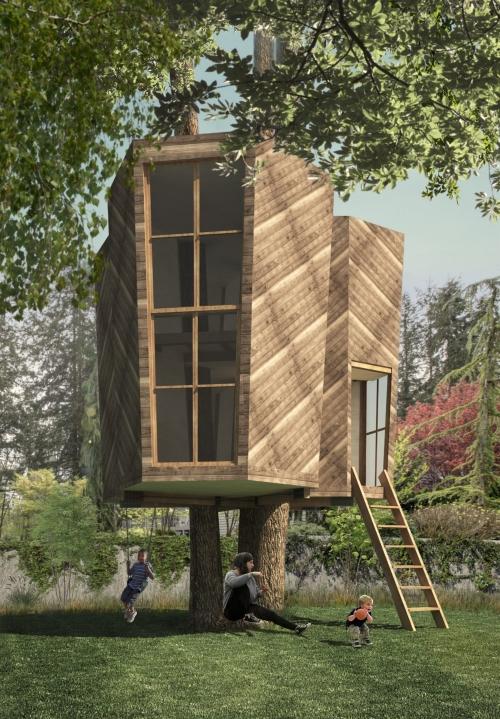 MW01 | Къща на дърво