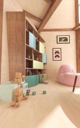 Интериор - Детска стая