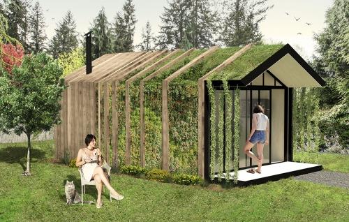 Modular room 1
