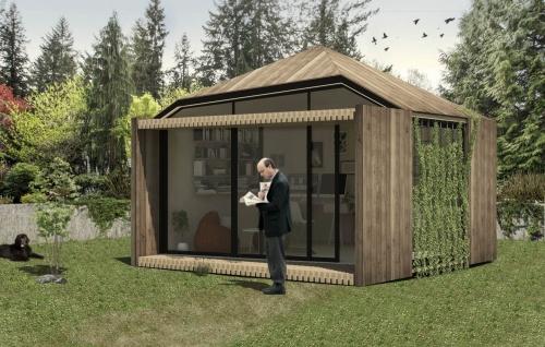 Modular office 1